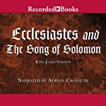 Ecclesiastes and The Song of Solomon | Recorded Books