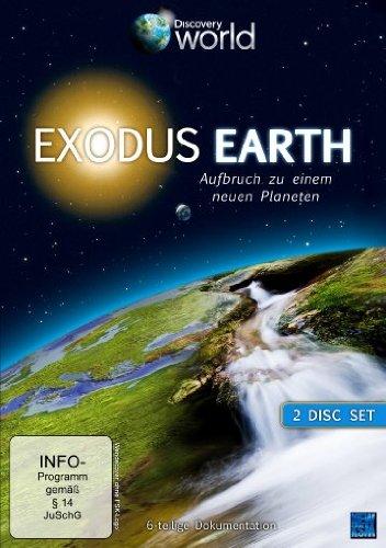 Exodus Earth: Aufbruch zu einem neuen Planeten [2 Disc Set] [Edizione: Germania]