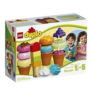 LEGO DUPLO Creative Play 10574 Creative Ice Cream