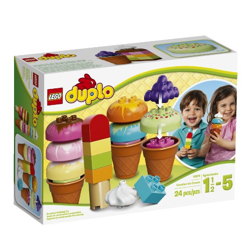 LEGO DUPLO Creative Play 10574 Creative Ice Cream (Duplos Ice Cream compare prices)