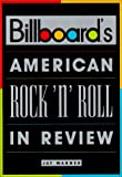 img - for Billboard's American 'N' Rock in review book / textbook / text book