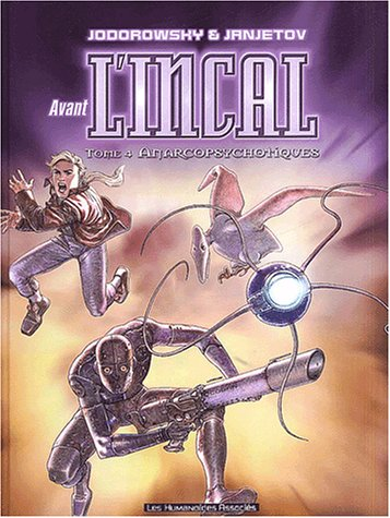 Avant l'Incal, tome 4