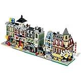 LEGO® 10230 Mini-Modulsets (Microversionen von Café Corner, Market Street, Green Grocer, Feuerwache und Großes Kaufhaus) LEGO Creator