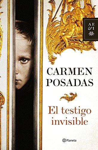 Portada del libro El testigo invisible de Carmen Posadas