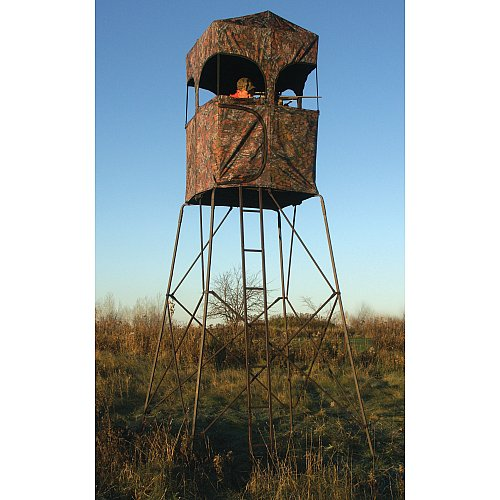 River's Edge® 10' Outpost Tower with Blind