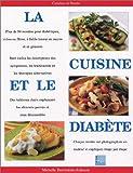 img - for La cuisine et le diab te book / textbook / text book