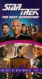 Star Trek - The Next Generation, Episodes 74 & 75: The Best of Both Worlds, Parts I & 2 (Gift Set) [VHS]