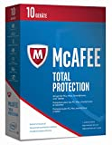 Software - McAfee Total Protection 2017 - 10 Ger�te Minibox [Online-Code]
