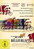 DVD Cover 'Das große Rennen von Belleville