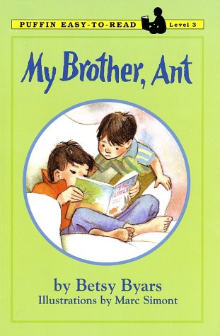 My Brother, Ant (Easy-to-Read, Puffin), Betsy Byars