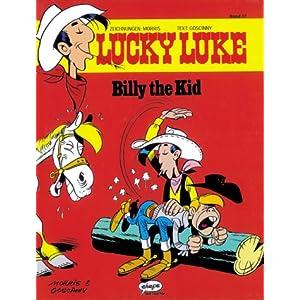 Billy the Kid en Lucky Luke