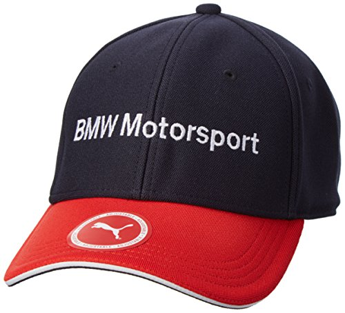 PUMA berretto BMW MTS grid cap, Team Blue, OSFA, 021043 01