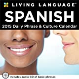 Living Language: Spanish 2015 Day-to-Day Box Calendar