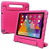 Cooper Cases(TM) Dynamo iPad Air 2 キッズケース(ピンク)  無料スクリーンプロテクター(軽量、ショック吸収、お子様にも安心なEVAフォーム、ビューイングスタンド内蔵)