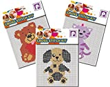Animal CROSS STITCH KIT WITH STITCH BOARD THREAD NEEDLE