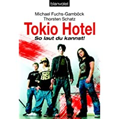 Boek - Tokio Hotel So laut kannst