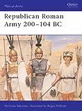 Republican Roman Army 200-104 BC (Men-at-Arms)