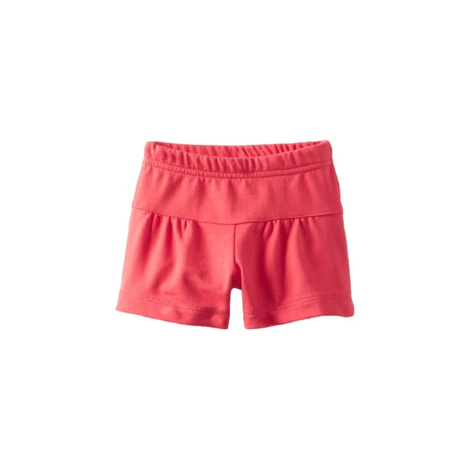 Tea Collection Baby Girls French Terry Play Shorts