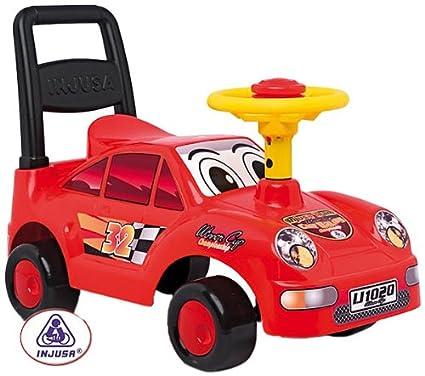 INJUSA-INJUSA Trotteur Racing Car