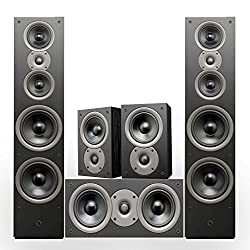 Jam&Lab 5.0 Home Theater System 8