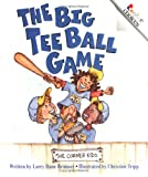 img - for The Big Tee Ball Game (Rookie Choices) book / textbook / text book