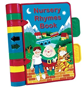 Vtech Nursery Rhymes Book from VTech