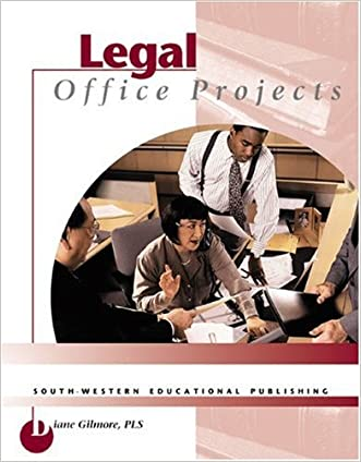 Legal Office Projects: Text/Data Disk Package