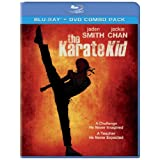 The Karate Kid (Two-Disc Blu-ray/DVD Combo) ~ Jaden Smith