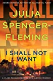 I Shall Not Want: A Clare Fergusson/Russ van Alstyne Mystery (Clare Fergusson and Russ Van Alstyne Mysteries)