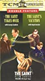 The Saint Takes Over / The Saints Vacation [VHS]