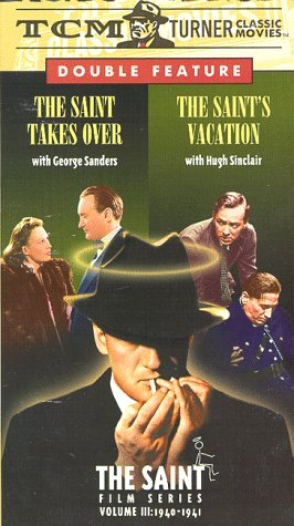 The Saint Takes Over / The Saint's Vacation [VHS]