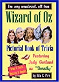 Treasury of Wizard of Oz Trivia (0970626142) by Piro, Rita E.