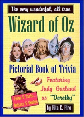 Treasury of Wizard of Oz Trivia