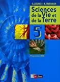 Science de la Vie et de la Terre 5e