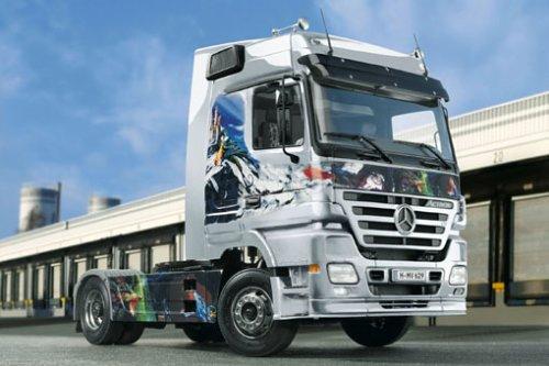 Revell-Modellbausatz-07523-Mercedes-Actros-1854-LS-V8-im-Mastab-124