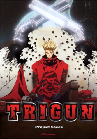 Trigun 6: Project Seeds [DVD] [Region 1] [US Import] [NTSC]