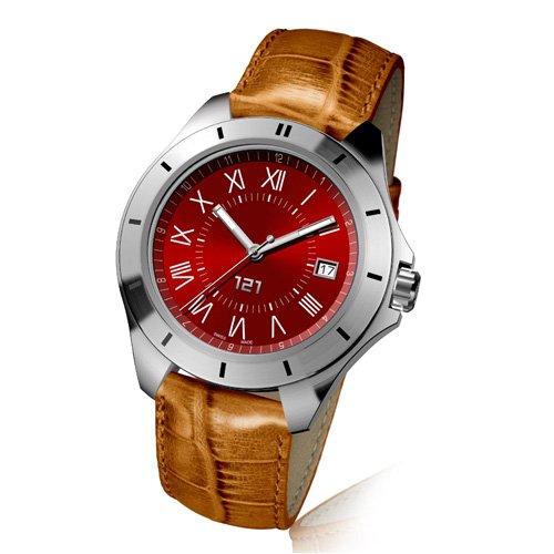 121TIME watch-Metropolitan Classic Sand-Swiss made - Buy 121TIME watch-Metropolitan Classic Sand-Swiss made - Purchase 121TIME watch-Metropolitan Classic Sand-Swiss made (121TIME, Jewelry, Categories, Watches, Men's Watches, By Movement, Swiss Quartz)