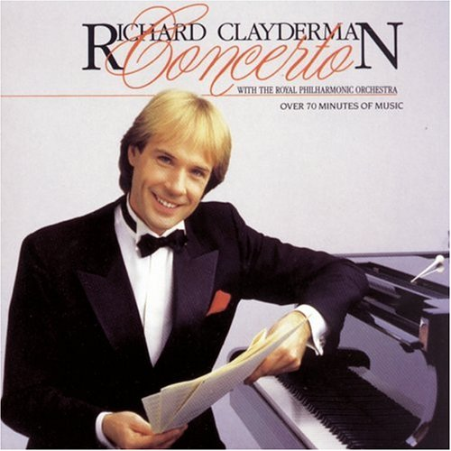 Richard Clayderman - Richard Clayderman Concerto with the Royal Philharmonic Orchestra - Zortam Music
