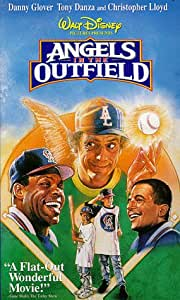 Amazon.com: Angels in the Outfield [VHS]: Danny Glover ...