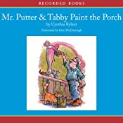Mr. Putter and Tabby Paint the Porch | [Cynthia Rylant]