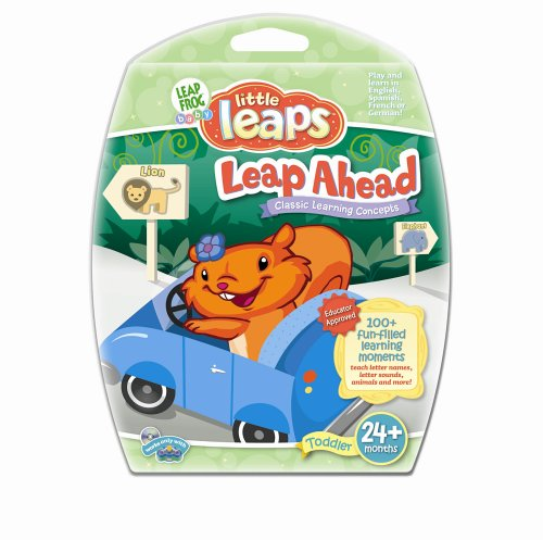 LeapFrog Baby Little Leaps: Leap Ahead - 1