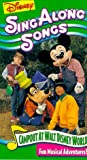 Sing Along Songs - Campout at Walt Disney World [VHS]