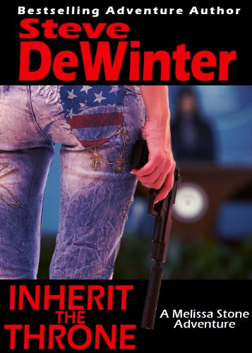 Steve DeWinter's Inherit The Throne is our new Thriller of the Week Sponsor!