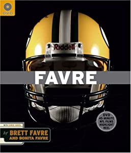Cover of &quot;Favre&quot;