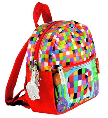 elmer-sac-a-dos-enfants-21-cm-multicolore-el562e