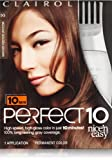 Clairol Nice 'n Easy Perfect 10 Permanent Haircolor, Medium Golden Brown 005G 1 ea