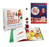 """The Elf on the Shelf: i'm a boy,A Christmas Tradition with Blue Eyed North Pole  with Bonus Official """"An Elf's Story"""" Elf on the Shelf Coloring Book thumbnail"""