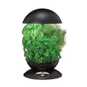 Miracle-Gro AeroGarden 3-Pod Indoor Garden with Gourmet Herb Seed Pod Kit, Black