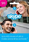 $10 Skype Credit Gift Card [Online Code]