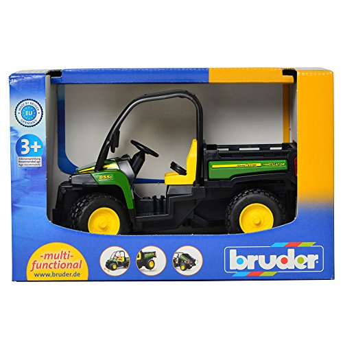 John Deere Gator Prices >> Bruder John Deere Gator Xuv 855d Price In India Buy Bruder